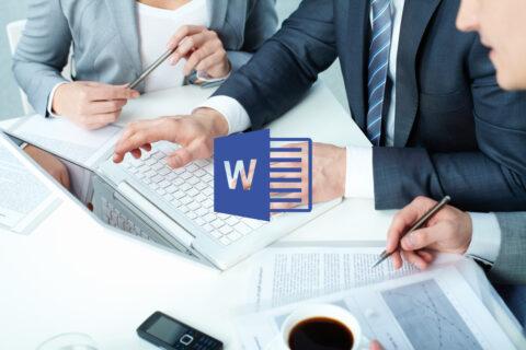 Belajar Administrasi Perkantoran Menggunakan Microsoft Word untuk Menjadi Operator Pengolah Kata