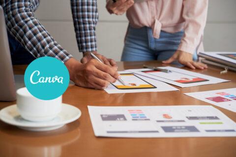 Belajar Membuat Logo dan Brosur Digital Menggunakan Aplikasi Canva untuk Menjadi Perancang Grafis