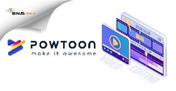 Belajar Membuat Video Animasi Menggunakan Aplikasi Powtoon untuk Menjadi Desainer Multimedia